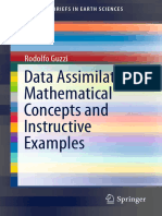#Data Assimilation- Mathematical Concepts and Instructive Examples
