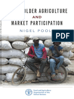 Smallholder Agriculture and Market Participation Poole Pract Act