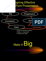 Designing Effective PowerPoint Presentation (1)