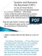 Biarritz Vacation and Romance With Nelly Boustead (