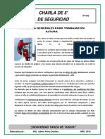 002-Principios Generales Para Trabajar en Altura