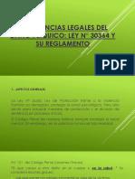 Implicancias Legales - Daño Psiquico