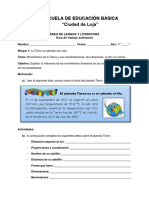 Modelo de Guía de Trabajo Autónomo