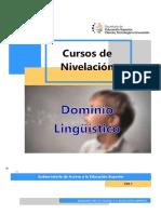5. Manual Dominio Lingüístico_Formativa II