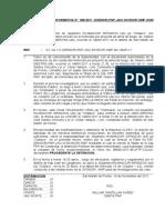Nota Infor. No. 308 Detencion de Chalaco
