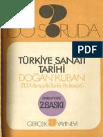 100 Soruda Türkiye Sanatı Tarihi - Doğan Kuban.pdf