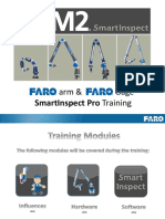 Faro CAM2 SmartInspect Pro Training