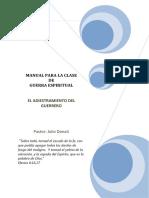 Manual de La Clase de Guerra Espiritual Completo en PDF