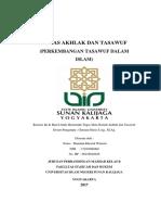 Revisi Makalah Akhlak Dan Tasawuf