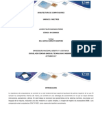 Fase 3 Arquitectura de Computadores Javier Felipe Marquez Perez