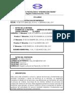 SYLABUS GERENCIA DE SERVICIOS 4TO 2016 - 2017.doc