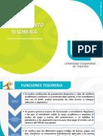 Servicios Dependencia Tesorería Villavicencio