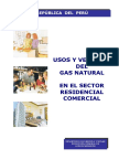 Gas Natural en El Sector Resid-comercial _junio 09