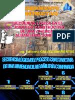 Albañilería Confinada57
