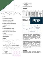 Determinación espectrofotométrica de (Cr6+)