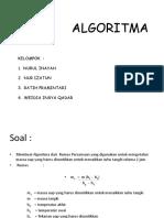 ALGORITMA DPK