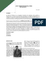 262869204 Articulo Sobre La Tesis de Pulacayo