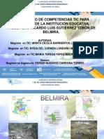 Plantilla Presentación Primer Congreso Internacional Las TIC Como Mediación Pedagógica_pptx
