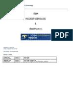 ITSM Incident Overview v1.3