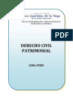 Derecho Civil Patrimonial (1)