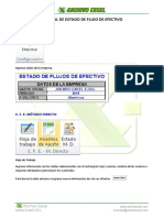 Manual de Estado de Flujo de Efectivo