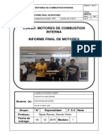 Informe Final de Motores