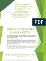 Intersecciones Entre Planos y Rectas (1)