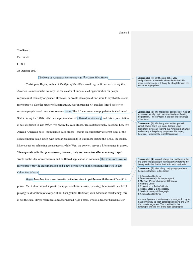 Lens Essay 4