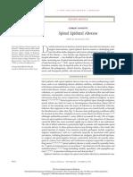 Abces Epidural Spinal