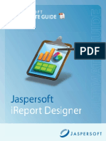 IReport Ultimate Guide