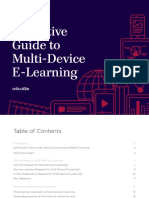The Definitive Guide to Multi Device E Learning
