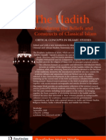 The Hadith. Articulating the Beliefs and Constructs of Clasical Islam