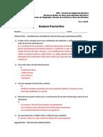 Examen Parcial Dos DRTSE2016_Solución