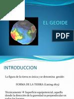 El Geoide-1