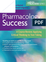Pharmacology Success - Hargrove-Huttel, Ray, Colgrove, Kathryn Cadenhead