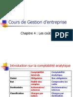 Cours Ch 4 Les Coûts (1)