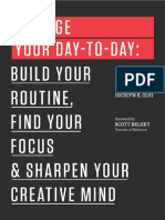 Manage Your Day-To-Day_ Build Y - Jocelyn K. Glei