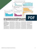 170627 La Verdad P02 Promotores vs Administración