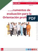 2016 Febrero Orientacion Profesional Instrumentos de Evaluaciòn