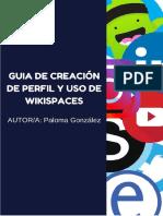 Guia de Uso Wiki