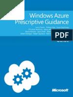 Windows Azure Prescriptive Guidance.pdf