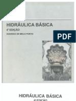 Livro - Hidráulica Básica - Rodrigo Porto - 4ª Edição Nv