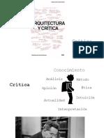 Presentacion Arquitectura y Critica_tanya Donoso
