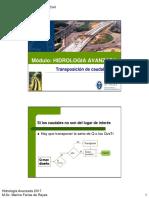 HDA Vial 3 Transposición Cuenca y Precip