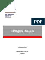 Perimenopausa e Menopausa - ginecologia