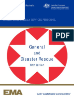 Emergency Services General and Disaster Rescue