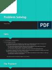 problem solve project