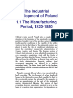 The Industrial Development of Poland