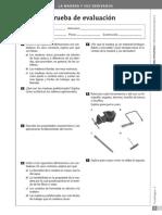 Examen-1eso-3 La Madera y Sus Derivados
