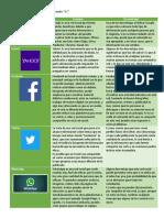tarea 14 tabla comparativa sobre las diferentes redes sociales y de aprendizaje